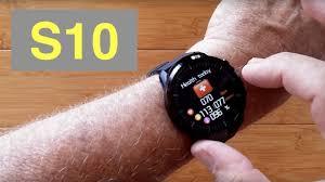 SENBONO S10 IP67 Waterproof Multi-Function Blood Pressure ...