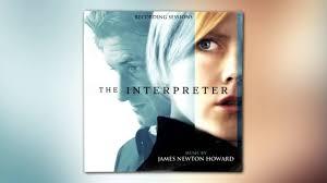 James Newton Howard - The Interpreter (2005) - YouTube
