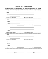 How To List A Personal Reference Familycourt Us