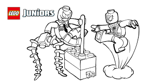 Small Picture Awesome Lego Spiderman Coloring Pages 80 In Coloring Pages For