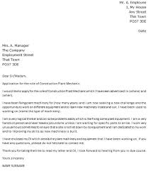 millwright apprentice cover letter instrument mechanic cover letter essays on immigration refugee