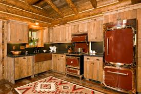 Cabin Kitchens Images Of Log Home Kitchens Log Home Kitchen Cabinets Kitchen