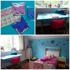 bedroom ideas for teenage girls teal and pink. teens bedroom teenage girl ideas diy study desk teen girls butterfly decorations for room cute simple teal and pink e