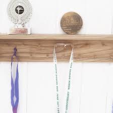 medal hanger and trophy display