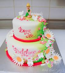 Tinkerbell Birthday Cake Cakecentralcom