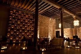 Roman Inspired Aire Ancient Bath House In Tribeca New York