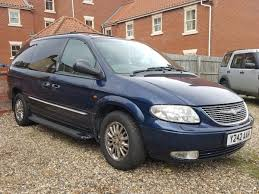 2018 chrysler voyager. wonderful 2018 2001 y chrysler voyager grand limited mpv 33 automatic petrol trade  clearance vehicle  mot feb 2018 this car is offered under intended chrysler voyager
