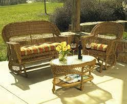 wicker porch furniture wicker paradise