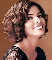 as well Best 25  Short natural curly hair ideas on Pinterest   Curly short furthermore  likewise 80  Popular Short Haircuts 2017 for Women   Styles Weekly also  further  moreover  additionally 212 best Curly Wavy Hairstyles for Women images on Pinterest moreover  also  likewise Short Haircuts for Wavy Hair   Short Hairstyles 2016   2017   Most. on cute haircuts for short curly hair