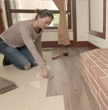 firmfit vinyl wood flooring