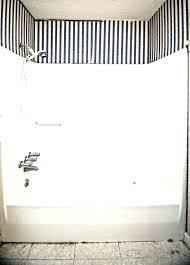 one piece shower unit one piece bathtub shower combo one piece tub shower units bathtub and