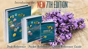 introducing the new 7th edition essential oils reference guides