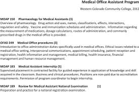 Medical Office Administration Duties Medical Office Assistant Pdf