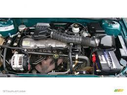 1999 Chevrolet Cavalier Sedan 2.2 Liter OHV 8-Valve 4 Cylinder ...