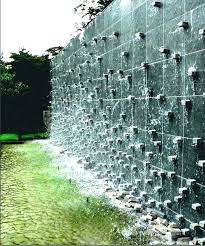 exterior outdoor wall waterfall new outdoor wall fountains water medium size outdoor wall fountains large outdoor