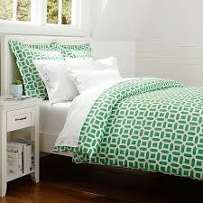 view in gallery geometric duvet cover
