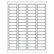 Avery 5167 Labels Avery 5167 Template Blank Labels From Excel Template Label Templates
