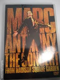 marc anthony the concert from madison square garden dvd música s y dvd