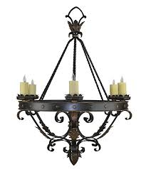 brilliant iron lighting chandeliers custom wrought iron lights hand forged chandeliers hacienda lights