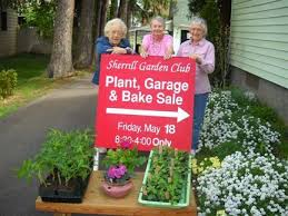 Sherrill Garden Club's plant, garage and bake sale May 18 - New Haven  Register