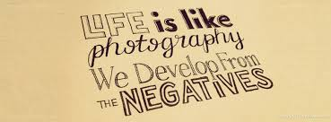 Facebook Quotes About Life Adorable Quote Life Is Like Photography Free Facebook Covers Facebook