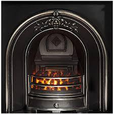 gallery landsdowne cast iron fireplace insert