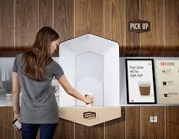 Briggo briggo is a united states company based in austin texas. Robotic Coffee Shops Briggo Coffee Haus
