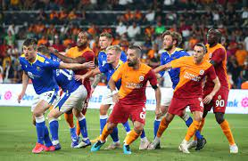 St. Johnstone holds Galatasaray to 1-1 draw in Europa League quals
