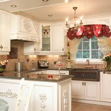 cuisines beauregard solid wood victorian style kitchen cabinets with granite countertop