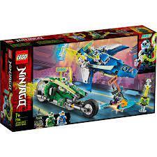 Đồ chơi Lego Ninjago - Xe Đua Tốc Độ Của Jay Và Lloyd SKU 71709 - Xếp hình  - Lắp ráp
