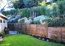 flower bed retaining wall ideas wood retaining wall ideas rustic fence ca wood retaining walls short flower bed