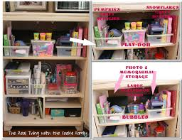 Image Closet The Real Thing With The Coake Family Organizing Ideas Crafts Office The Real Thing With The Coake Family