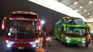 infinity 2017. delapan perusahaan karoseri bus tampil di mercedes-benz commercial vehicle expo 2017 infinity