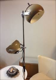 Retro Staande Lamp Vloerlamp 70s Lamp Dutch Design Lamp Seventies
