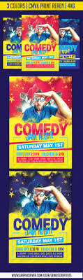 comedy jam open mic template by geniuscreatives graphicriver comedy jam open mic template events flyers