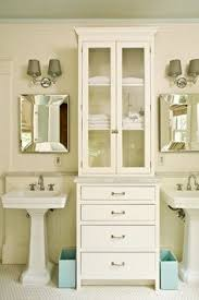 cabinets for pedestal sinks. double pedestal bathroom sink with cabinet | house mods pinterest sinks, bath and cabinets for sinks m