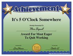 Funny Awards At Work 33 Best Work Awards Images Employee Awards Fun Awards