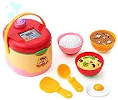 Amazon.com: KONGSUNI Talking Melody Electric Rice Cooker [ Ship by DHL  Express ]: Toys & Games
