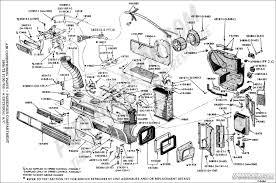 ford f 250 2003 air conditioner parts diagram diy wiring diagrams \u2022 Sierra Wiring Diagram at Wiring Diagram For 2003 Santa Fe Airconditioner