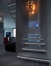 18 photos gallery of modern indoor stair lighting fixtures
