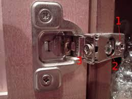 how to adjust cabinet hinges. kitchen cabinet door out of adjustment how to adjust hinges
