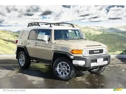 Toyota FJ Cruiser Quicksand | Tan - Colors We <3 | Pinterest | Fj ...