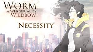 Worm Light Novel Worm Taylor Heberts Theme Necessity