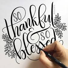 Freesvg.org offers free vector images in svg format with creative commons 0 license (public domain). Free Svg So Thankful And So Blessed Svg Dxf Cut And Printable Files