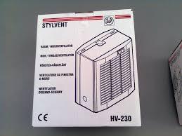 Fenster Und Wand Ventilator Axialventilator Elektrisch Gesteuert