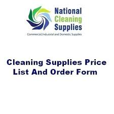 Domestic Cleaning Price List Cleaning Equipment List Kiila Co
