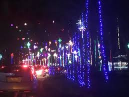 Girvin Road Christmas Lights