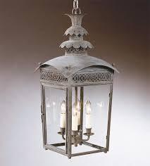 Hanging Regency Pineapple Lantern Hl 202 Charles Edwards
