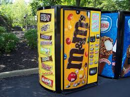 MM Vending Machine Gorgeous MM Vending Machine A Photo On Flickriver