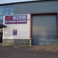 access garage doorsAccess Garage Doors  Garage Door Services  Dwight Road Watford